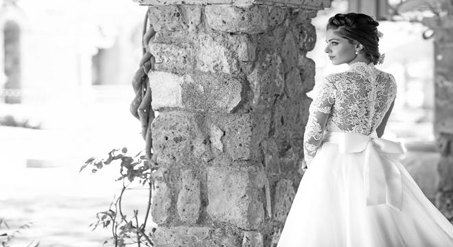 Gli abiti da sposa, tutte le tendenze del 2019, incontro con la Maison Mirage
