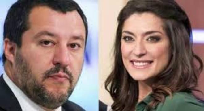 Elisa Isoardi e Matteo Salvini si sono lasciati, ecco il post che divide l'opinione pubblica