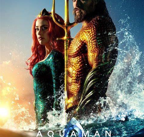 Aquaman in arrivo il film tratto dal famoso fumetto, nelle sale dal 1° gennaio