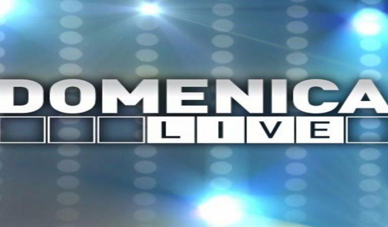 Anticipazioni Domenica Live, puntata 20 gennaio: ecco i nomi degli ospiti