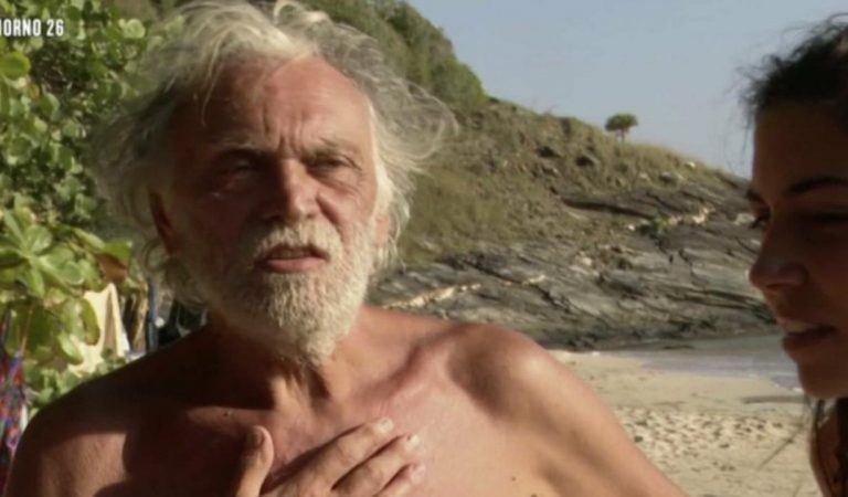 Isola dei Famosi 2019, Riccardo Fogli si sente male e viene soccorso dal medico