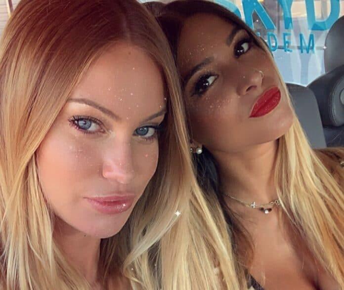 Taylor Mega e Erica Piamonte