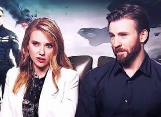 """Scarlett Johansson ispirata da Iron Man La star, Scarlett Johansson ispirata da Iron Man Scarlett Johansson rivela come Iron Man l'ha ispirata a unirsi all'""""innovativo"""" Marvel Universe."""