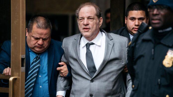 Harvey Weinstein: aggiornamenti sulle sue condizioni di salute