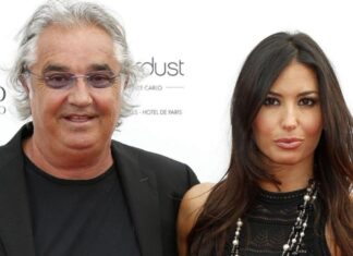 Flavio Briatore e Elisabetta Gregoraci