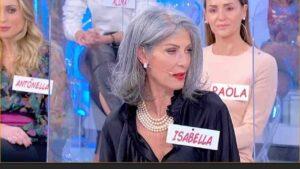 Isabella Ricci del Trono over